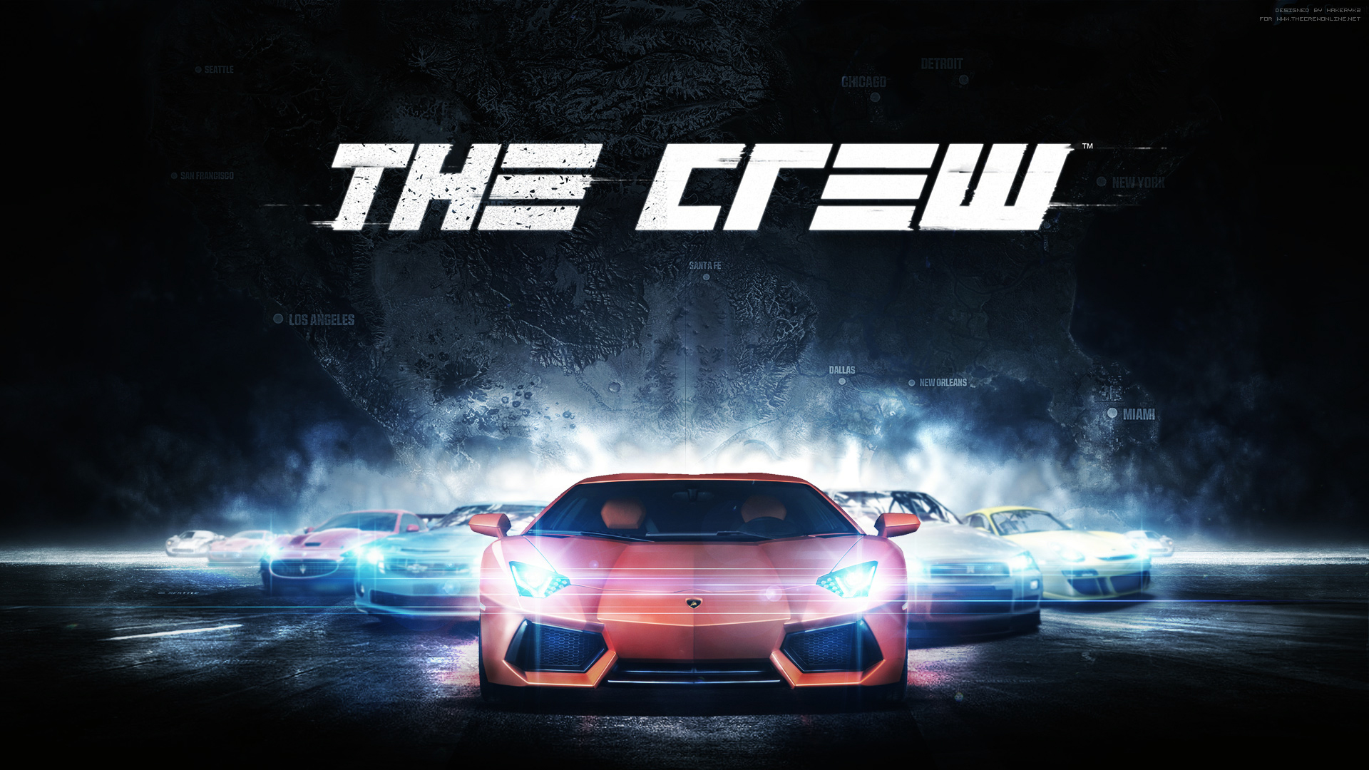 "The Crew"" ganha demo de 2h para PS4 e Xbox One | VIRGO Brasil"