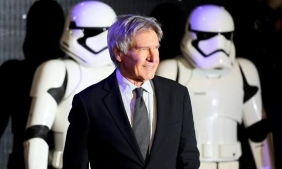 'Graças a Han Solo tive trabalho por toda minha vida', afirma Harrison Ford