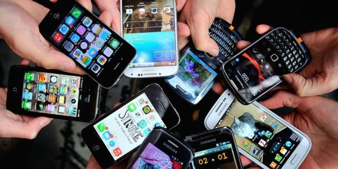 De Janeiro a Março, mercado nacional de smartphones cresceu 25%