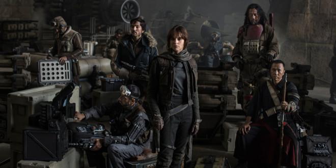 Veja o primeiro trailer de Star Wars: Rogue One