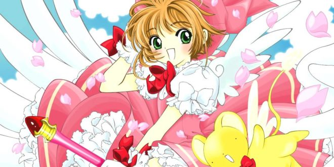"Anunciado novo anime de ""Sakura Card Captors"""