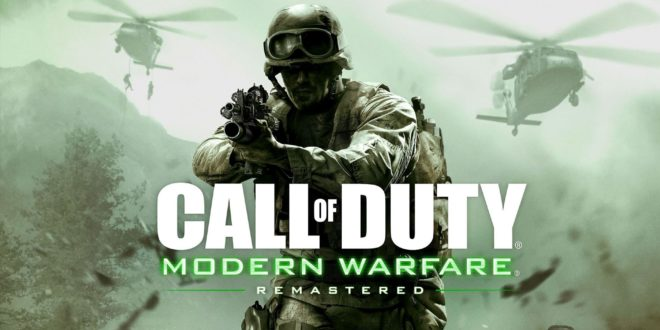Versão remaster de Call of Duty: Modern Warfare será vendida separadamente