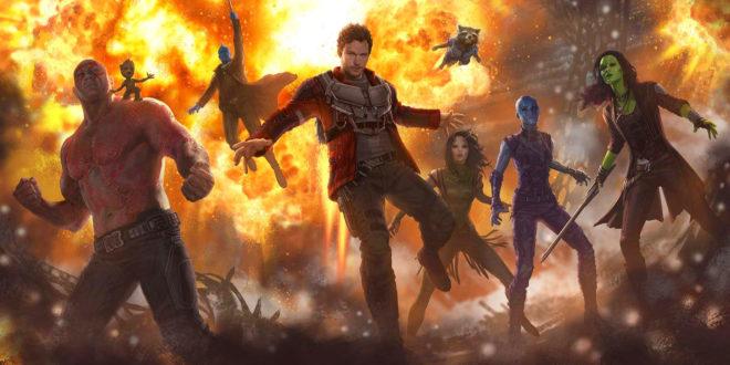 """MARVEL divulga primeiro trailer e pôster de """"Guardiões da Galáxia Vol. 2"""""""