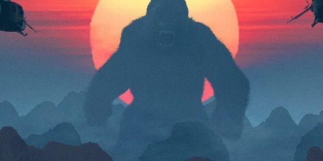 Confira o trailer de Kong: A Ilha da Caveira