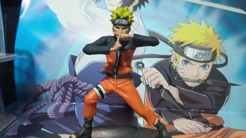 Planeta Deagostini lança coleção de action figures de Naruto Shippuden