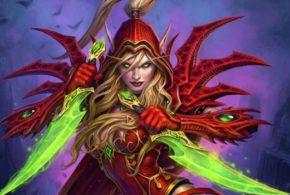 'Heroes of the Storm'   Valeera aparece em site de imprensa