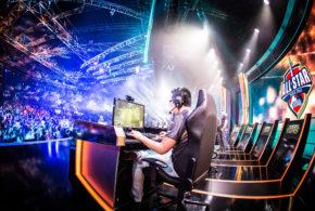 Brasil concentra o terceiro maior público de eSports do mundo