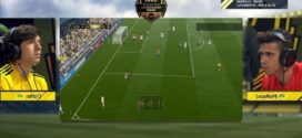 Catarinense vence final brasileira de Fifa-17 e leva US$ 160 mil