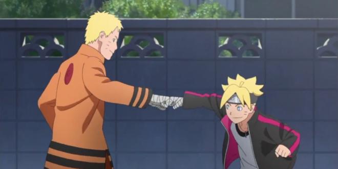 """""""Boruto"""", continuição do anime Naruto, estreará em 5 de abril!"""