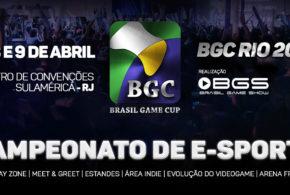 BGC 2017 | Evento terá campeonato de Street Fighter II