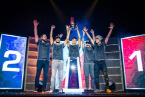 SK GAMING é campeã do Dreamhack Summer 2017 de Counter-Strike