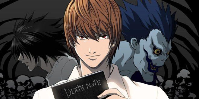 Lançado game de Death Note em realidade virtual!