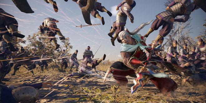 Confira o primeiro trailer de Dynasty Warriors 9