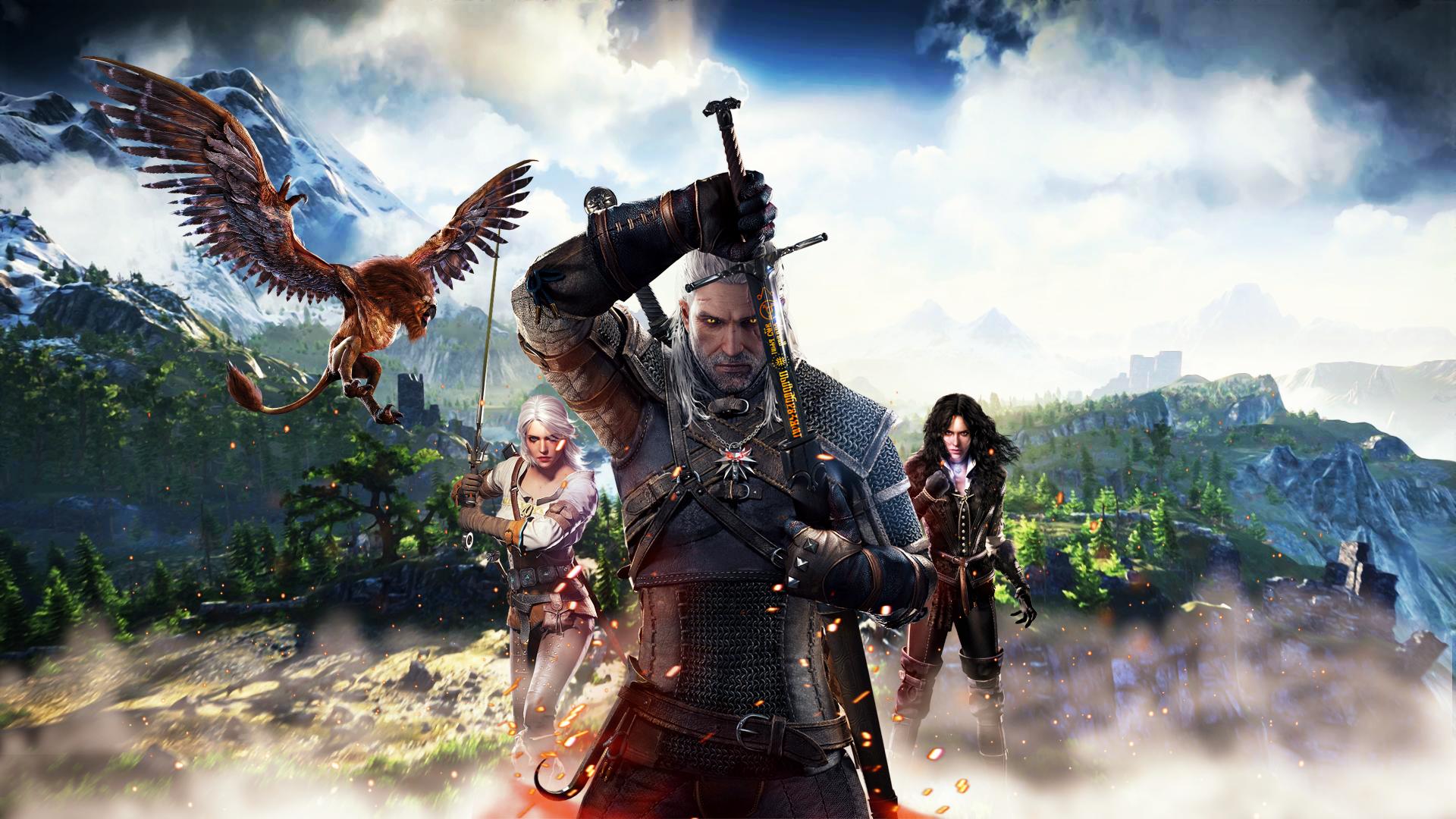 game informer coloca the witcher 3 como o melhor jogo da